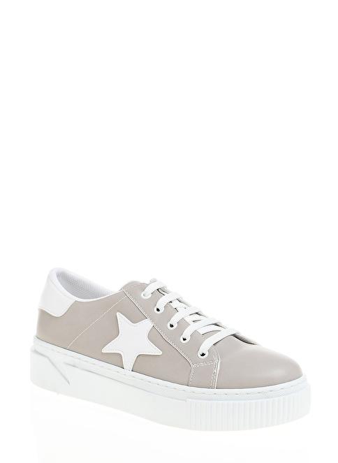 Derigo Sneaker Ayakkabı Gri